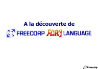 Image du tutoriel Fury Language